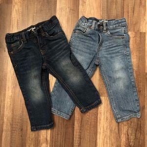 Cat & Jack Boys Jeans Bundle